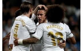 Bajban a Real, két fontos játékosa sem játszhat az El Clásicón