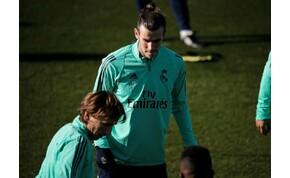 """Gareth Bale nekiállt """"golfozni"""" a Real Madrid edzésén – videó"""