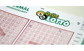 """Ötös lottó: sokan jól jártak a """"3+2""""-vel"""