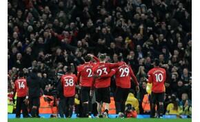 Jól áll a Manchester Unitednek, ha nem kell egy meccset irányítania