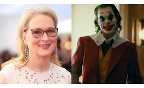 Golden Globe 2020: Meryl Streep rekordot döntött, a Jokert négy díjra jelölték
