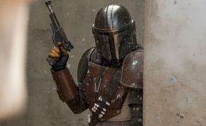 A The Mandalorian főszereplője alig játszik a sorozatban