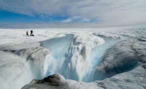 Gyorsabban olvad a jég Grönlandon, 400 millió ember lehet veszélyben