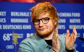 Ed Sheeran ebben az évtizedben letarolta Nagy-Britanniát