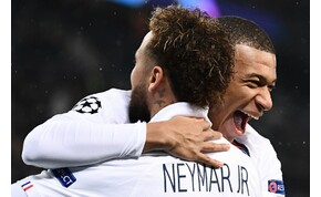 Bajnokok Ligája: 11 gólt lőtt a Real-PSG-Bayern hármas – mutatjuk