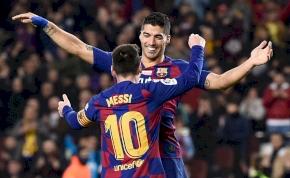Barca–Real: nem halasztják el a szerdai El Clásicót