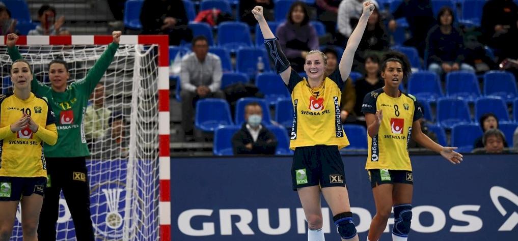 Köszönjük, Svédország! Megvan a női kézi-válogatottunk olimpiai selejtezős helye