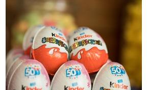 Betiltották a Kinder-tojást Amerikában – teljesen logikus, hogy miért
