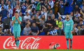 Rossz főpróba: a Barcelona nem tudott nyerni az El Clásico előtt – videó