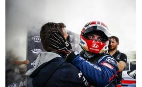 A magyar autósport legnagyobb sikere: Michelisz Norbi világkupa-győztes!