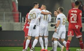 96 perces mérkőzést nyert meg Diósgyőrben a Ferencváros – videó