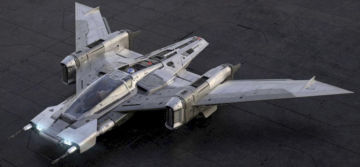 Star Wars: így néz ki a Porsche űrhajója a Skywalker korában – galéria