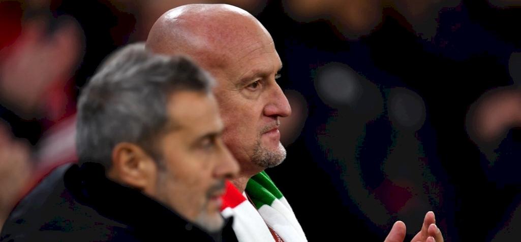 """Marco Rossi: """"Ahol jelenleg tartunk, ma még kevés a kvalifikációhoz"""""""