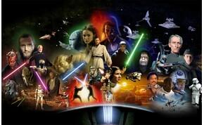 Top 10: rangsoroltuk az eddigi Star Wars-filmeket