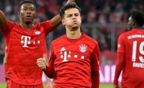 Gyerekmezben játszotta le a szezon felét a Bayern München játékosa
