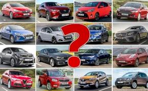 Melyik autóból van a legtöbb Magyarországon?