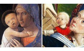 Miért ilyen rondák a gyerekek a középkori festményeken?
