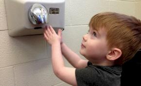 A kézszárító tönkreteheti a hallásod? – videó