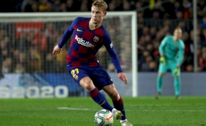 A Barcelona edzője nem akarta leigazolni De Jongot