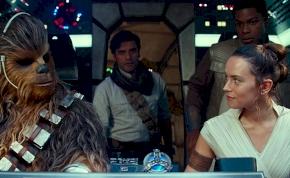 Star Wars: kivágtak egy csókjelenetet a Skywalker korából