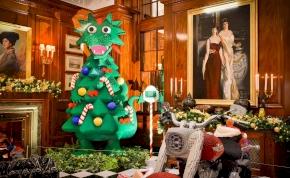 Valóságos Disneyland – ez a szálloda egyszerűen mesés karácsonykor