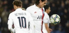 A PSG csatára Madridba igazol