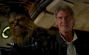 Han Solo magyarhangját meg sem hívták, de Pumped Gabó ott ült a Skywalker kora díszbemutatóján