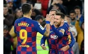 A Barcelona játékosainak átlagfizetése a legmagasabb a sportvilágban