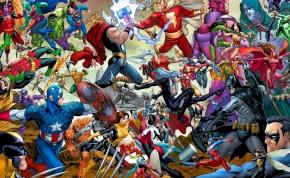 Megérkezett az év legborzalmasabb Marvel-DC poénja