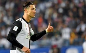 Ronaldo előtt éltették Messit a szurkolók, a portugál reagált rá