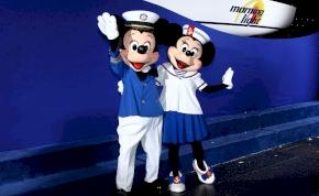 Mickey és Minnie egeret is zaklatják Disneylandben