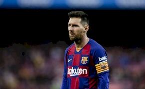 Megválasztották az évtized férfi sportolóját, Messi csak a negyedik lett