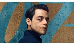 Rami Maleket egy régi karaktere inspirálta az új Bond-filmben