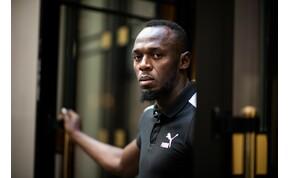 Usain Bolt ezzel a három labdarúgóval futna 4x100 méteren