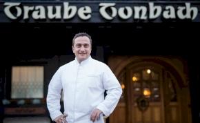 A hamuval lett egyenlő egy három Michelin-csillagos étterem