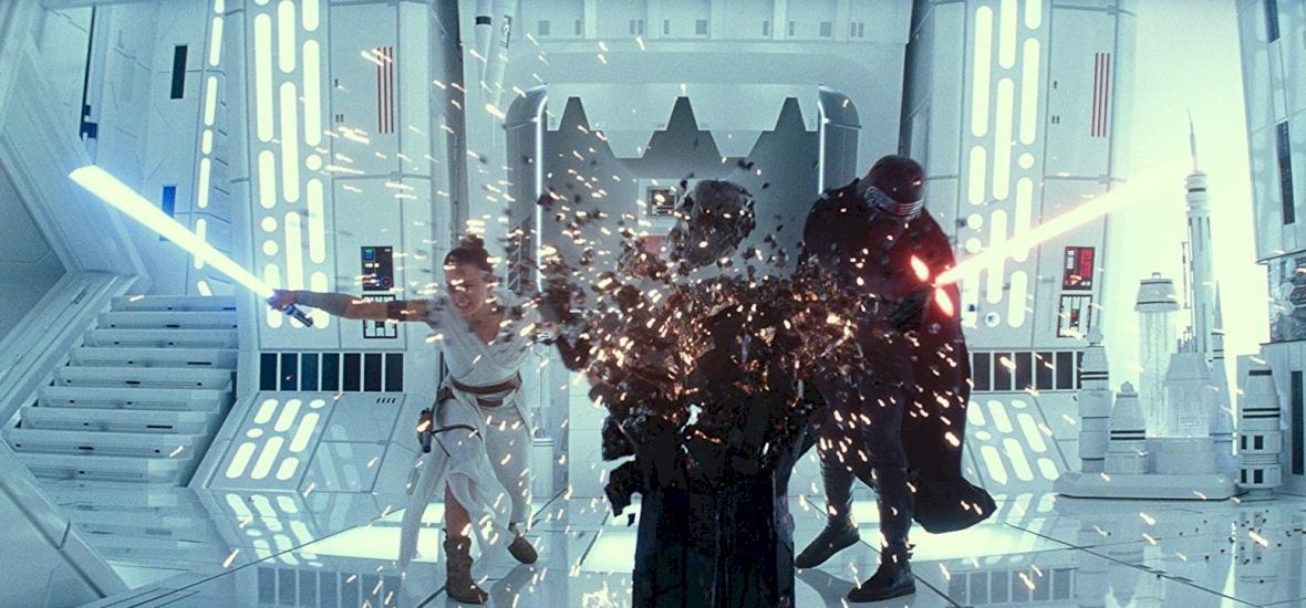 A legfőbb piacon már nincs érdeklődés a Skywalker kora iránt