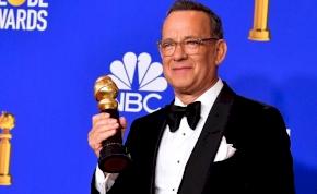 Miért küldött Tom Hanks a rajongóinak görögül újévi jókívánságot?