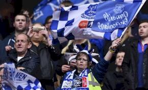 A Liverpool ellen az Everton szurkolók nem sok örömre számíthatnak