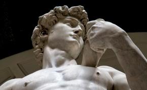 A Dávid-szobor bizonyítja, hogy Michelangelo száz évvel megelőzte az orvostudományt
