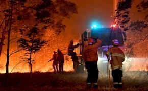 Az Ausztráliában tomboló tűz az Australian Openre is kihat
