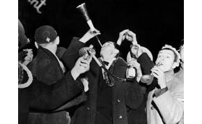 Így szilvesztereztek az emberek a II. világháború idején