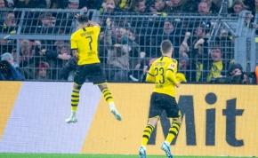 Hiába állnak érte sorba, a Dortmund nem adja játékosát