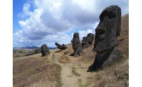 Kiderült a Húsvét-szigetek gigantikus kőszobrainak titka – ezért állíthatták fel őket