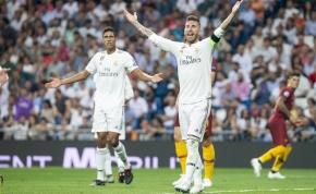 Félelmetes statisztika a Real Madrid védőpárosáról