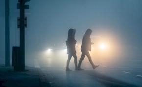 Ha ködbe borul a táj, akkor érkezhet az ónos eső