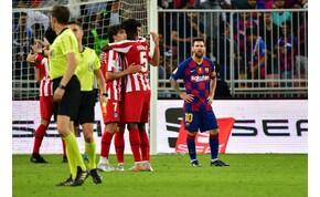 Elverték a Barcelonát, madridi derbit rendeznek a spanyol Szuperkupa-döntőben – videó