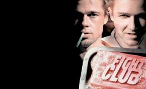 Brad Pitt totál be volt szívva a Harcosok klubja premierjén