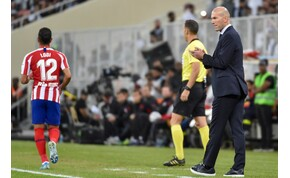 Zidane egyszerűen nem tud döntőt veszíteni