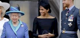 Megxit: Erzsébet királynő döntött, elveszi Harry és Meghan hercegi címét?