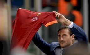 Totti tudása semmit sem kopott – videó
